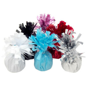 Foil Balloon Weight Party Decorations, 4-1/2-Inch