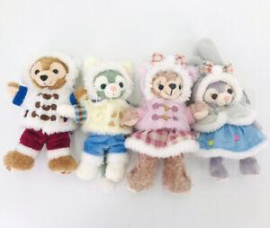ShellieMay Edition Gift 2020 Plush Toy Tokyo Disney Sea StellaLou Duffy Gelatoni