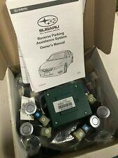 Genuine Subaru Liberty Sedan R.P.A Reverse Parking Kit - Silver 2010-2014