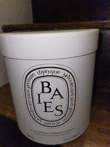 Diptyque Baies Hat Box