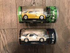 Taiyo R/C Radican Initial-D Takahashi Bros Fd3S And Fc3S Rx-7 radio control cars