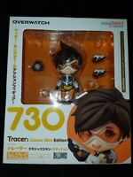 New Sealed Good Smile Nendoroid - Overwatch - Tracer (Classic Skin Edition)