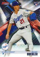 2018 Bowman's Best Baseball #2 Walker Buehler RC Los Angeles Dodgers