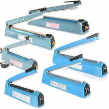 More details for impulse heat sealer plastic bag film sealing machine metal abs 200mm 300mm 400mm