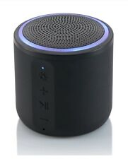 New!  LED Color Changing Wireless Bluetooth Portable Speaker by BlackWeb