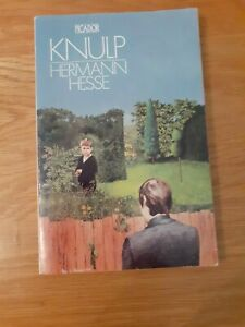 Knulp (Picador Books) by Hesse, Hermann Paperback Book