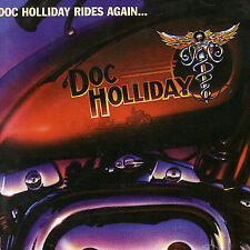 Doc Holliday Rides Again [UK Bonus Tracks] [Remaster] by Doc Holliday CD