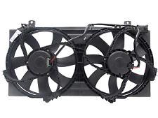 Radiator And Condenser Fan For Chevrolet Camaro  GM3115229