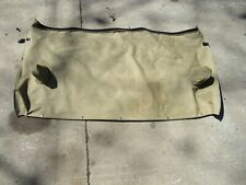 99-04 CHEVY TRACKER SUZUKI VITARA REAR SOFT COVER
