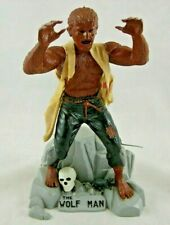 The Wolf Man by Aurora 1963 Monster Plastic Model Kit Built and Painted
