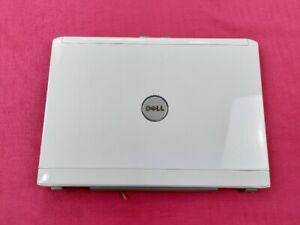 """Dell Inspiron 1520 15.4"""" Screen Back Lid Rear Cover + Bezel White 0YY033 (AG5)"""