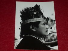 [ALTER-MONDIALISME] 1rst TOES 1989 / ORLANDO MELGUEIRO DA SILVA / PHOTO Vintage
