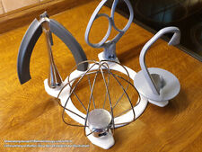 KitchenAid® kompatible Rührwerkzeug 4-fach Halter für die Arbeitsplatte (Tischv)