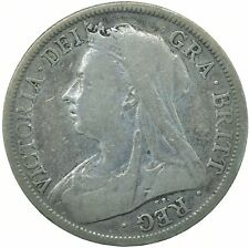 More details for 1900 - half crown queen victoria - great britain      #wt28174