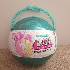 Lol Surprise Ball Doll Limited-Edition Mermaid Authentic Pearl