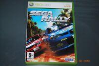 Sega Rally Xbox 360 UK PAL **FREE UK POSTAGE**