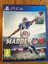 Madden NFL 16 (unsealed) - PS4 UK Release New!