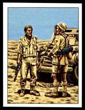 Panini Action Man Sticker 1983 No. 170