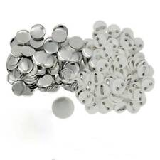 300Pcs Blank Pin Button Parts Supplies for Badge Diy Making Machine 25/32/58mm