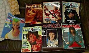 Lot 7 revue magazine Best Rock'n & folk hagen mc cartney keith richard stones