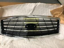 INFINITI M37 M56 Q70 OEM Midnight Black Grille F2310-1MA00 IN STOCK AND READY!