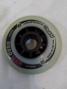 ROAD WAR Wheels 90mm Marathon Racing Tires (8)