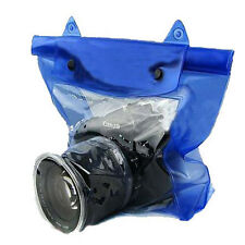 DSLR SLR Camera Waterproof Underwater Housing Case Pouch Bag For Canon Nikon HOT