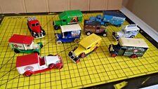 Diecast Model Toys: Commercial Vans & Trucks Part V - Sold As Individual