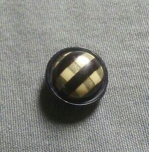 Vintage Celluloid Dome Button.