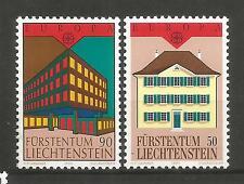 Cept / Europa   1990      Liechtenstein **