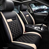 Black Beige Seat Covers fit Hyundai i30 i20 Hyundai Tucson Hyundai Elantra VERNA