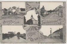 75164/24- Gruss aus Trautmannsdorf Bezirk Bruck an der Leitha um 1920