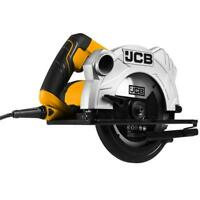JCB Handkreissäge 1500 Watt 65 mm Schnitttiefe inkl. Laser & Sägeblatt im Karton