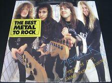 METALLICA THE $5,998 EP GARAGE DAYS REVISITED  1987 HOLLAND 33T  LP