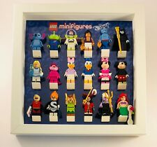 Lego Minifigures Display Case Frame for Lego Disney Series Minifigs figures