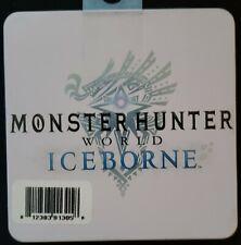 Monster Hunter World Iceborne Exclusive Mini Steelbook NEW (NO GAME)