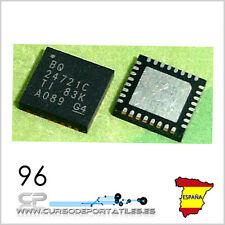 2 units bq 24721 crhbr bq24721c bq24721 24721 24721c qfn 100% new