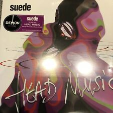 "Suede ""Head Music"" 2 X VINYL LP - NEW & SEALED"