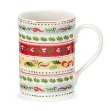 Porcelain Christmas Serving Dishes