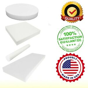 Perial Co Upholstery Seat Foam Cushion Replacement Standard Sizes