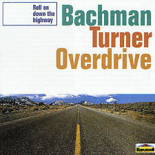 Bachman-Turner Overdrive : Roll Down the Highway [australian Import] CD (1995)
