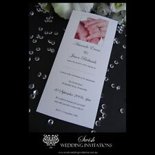 Engagement Ring Wedding or Engagement Invitations - Invite Samples
