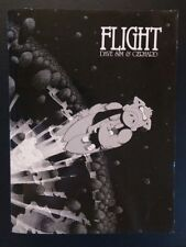 Flight Dave Sim & Gerhard (1993) Cerebus Book 7 Graphic Novel signed 3598/5000