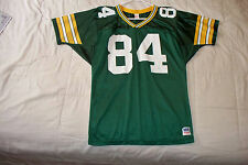 Vintage Wilson Green Bay Packers Sterling Sharpe #84 Jersey Size M Made in USA