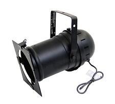 Eurolite PAR 64 Long Nose Black 500w 1000w Lighting Par Can Theatre Stage Light