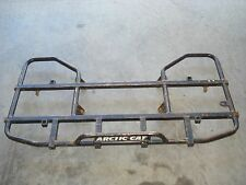 2006 Arctic Cat 400 Automatic ATV Rear Back Luggage Rack Carrier 1506-753