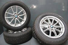 Original BMW X3 F25 X4 F26 Llantas de Aluminio Pirelli Ruedas Invierno 225 60
