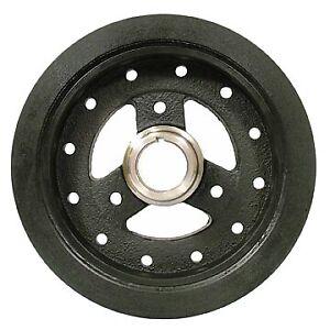 "Powerbond PB1046N Small Block Chevy 350 8"" Premium Replacement Harmonic Balancer"