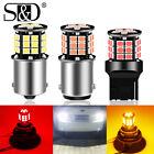 1156 1157 7440 7443 36SMD LED Bulb Car Brake Backup Reverse Turn Signal Light