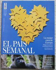 Gerald Durrell Zoo - EL PAIS Semanal magazine – 17 July 2016